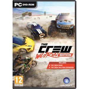 The Crew (Wild Run Edition) PC