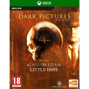 The Dark Pictures Anthology: Volume 1 (Man of Medan & Little Hope Limited Edition) XBOX ONE
