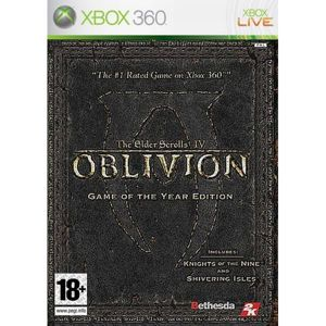 The Elder Scrolls 4: Oblivion (Game of the Year Edition) XBOX 360