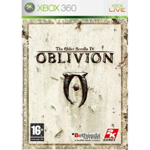 The Elder Scrolls 4: Oblivion XBOX 360