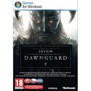 The Elder Scrolls 5 Skyrim: Dawnguard CZ PC  CD-key