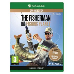The Fisherman: Fishing Planet (Day One Edition) XBOX ONE