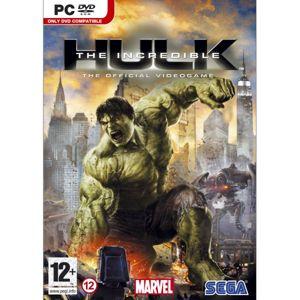 The Incredible Hulk PC