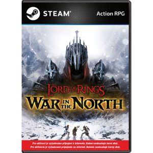 The Lord of the Rings: War in the North PC CD-KEY  CD-key