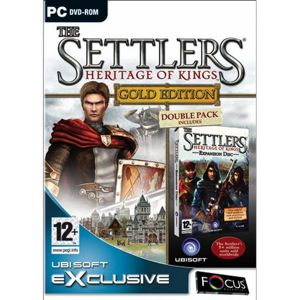 The Settlers: Heritage of Kings (Gold Edition) PC