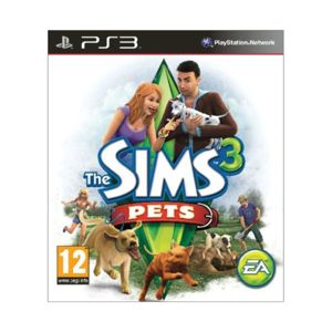 The Sims 3: Pets PS3