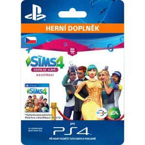 The Sims 4: Cesta ku sláve (CZ)