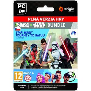The Sims 4 CZ + The Sims 4 Star Wars: Výprava na Batuu CZ [Origin]