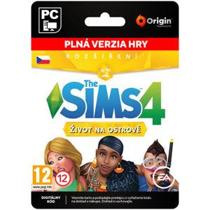 The Sims 4: Život na ostrove CZ [Origin]