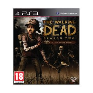 The Walking Dead Season Two: A Telltale Games Series PS3