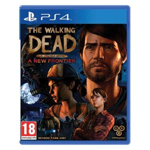 The Walking Dead The Telltale Series: A New Frontier PS4