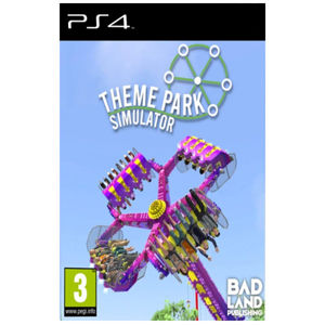 Theme Park Simulator (Collector's Edition) PS4