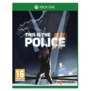 This is the Police 2 XBOX ONE