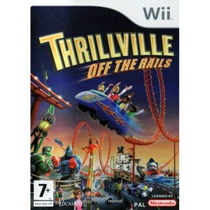 Thrillville: Off the Rails Wii