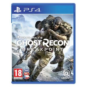 Tom Clancy's Ghost Recon: Breakpoint CZ PS4