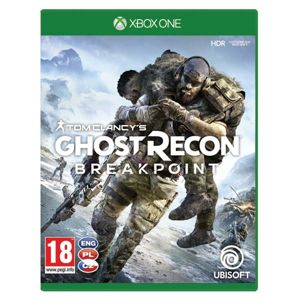 Tom Clancy's Ghost Recon: Breakpoint CZ XBOX ONE