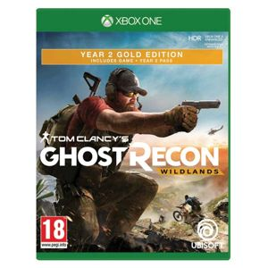 Tom Clancy's Ghost Recon: Wildlands CZ (Year 2 Gold Edition) XBOX ONE