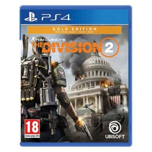 Tom Clancy's The Division 2 CZ (Gold Edition) PS4