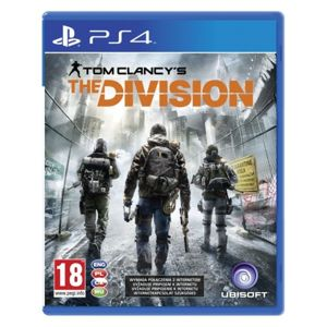 Tom Clancy's The Division CZ PS4