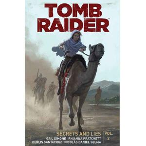 Tomb Raider 2: Secrets and Lies komiks