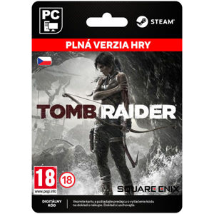 Tomb Raider CZ [Steam]