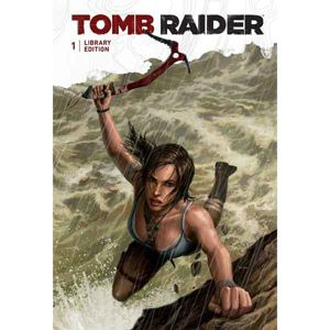Tomb Raider Library Edition 1 komiks