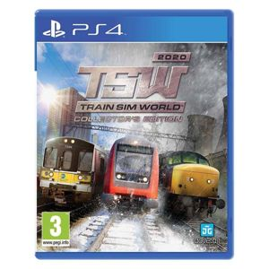Train Sim World 2020 (Collector's Edition) PS4