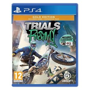 Trials Rising (Gold Edition) PS4