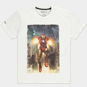Tričko Avengers Iron Man (Marvel) 2XL TS677357AVG-2XL