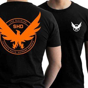 Tričko Division 2 Emblem M ABYTEX540