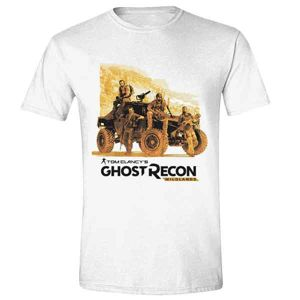 Tričko Ghost Recon: Wildlands - Ghosts M TS002GRW-M