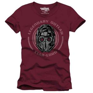 Tričko Guardians of the Galaxy - Legendary Outlaw M TS074GUGA-M