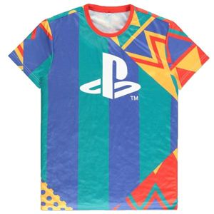 Tričko PlayStation AOP 2XL TS877703SNY-2XL