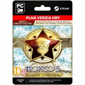 Tropico 5 (Complete Collection) [Steam]