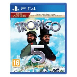 Tropico 5 (Limited Special Edition) PS4