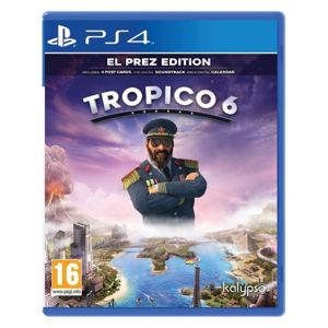 Tropico 6 (El Prez Edition) PS4