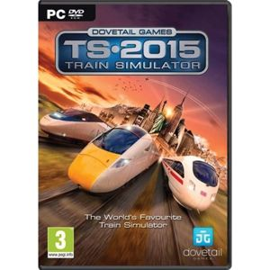TS 2015: Train Simulator PC