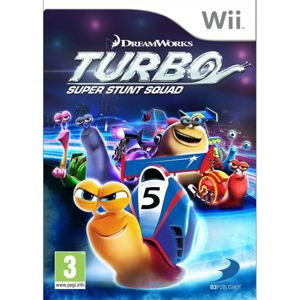 Turbo: Super Stunt Squad Wii