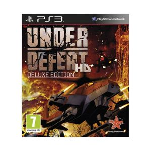 Under Defeat HD (Deluxe Edition) PS3