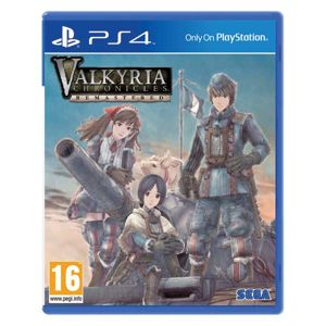 Valkyria Chronicles: Remastered PS4