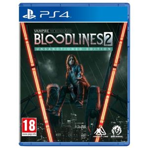 Vampire: The Masquerade - Bloodlines 2 (Unsanctioned Edition) PS4