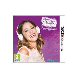 Violetta: Rhythm & Music 3DS