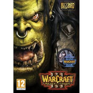 WarCraft 3: Reign of Chaos + WarCraft 3: Frozen Throne PC