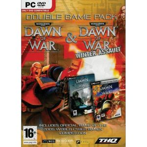 WarHammer 40,000: Dawn of War + WarHammer 40,000 Dawn of War: Winter Assault (Double Game Pack) PC
