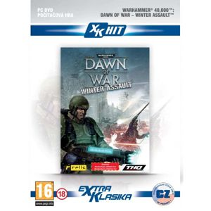 Warhammer 40,000 Dawn of War: Winter Assault CZ PC