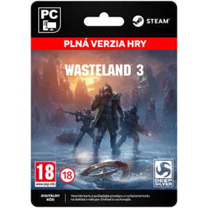 Wasteland 3 [Steam]