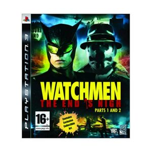 Watchmen: The End is Nigh (Parts 1 and 2) PS3