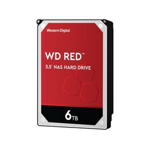 "WD 6TB Red 3,5""/SATAIII/IntelliPower/256MB WD60EFAX"