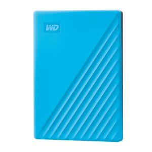 Western Digital HDD My Passport, 2TB, USB 3.0, Blue (WDBYVG0020BBL-WESN) WDBYVG0020BBL-WESN