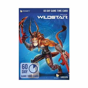 WildStar 60 Day Game Time Card PC